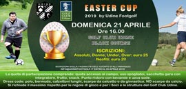 Footgolf Easter Cup 2019